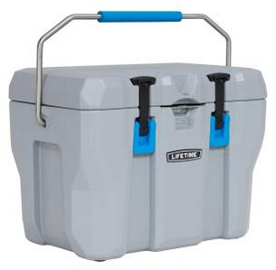 lifetime 28 quart cooler for sale