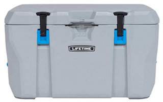 lifetime 77 quart cooler for sale