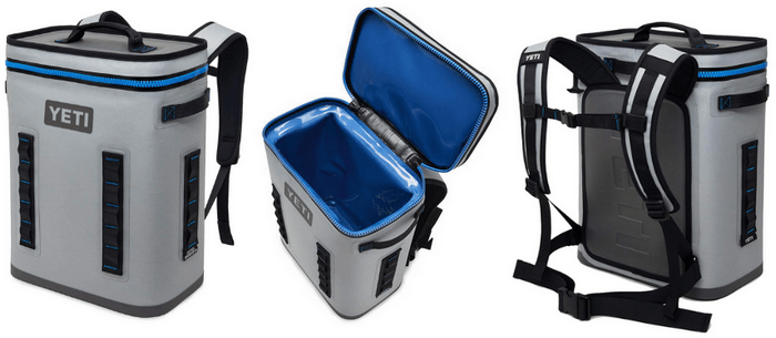 yeti hopper backpack cooler bag