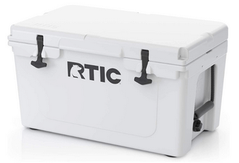 RTIC 45 Cooler White