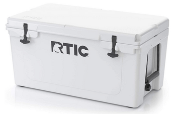 RTIC 65 Cooler White