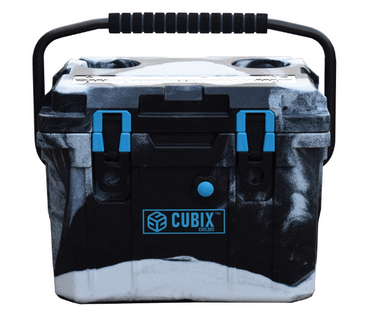 Cubix 10 Quart Portable Lunch Box Cooler