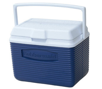Rubbermaid 10 Quart Cooler